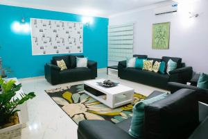 3 bedroom Flat / Apartment for shortlet Behind house on the Rock Ikate Lekki Lagos