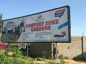 Land for sale Comfort Zone Gardens Estate Ogombo Ajah Lagos - 0