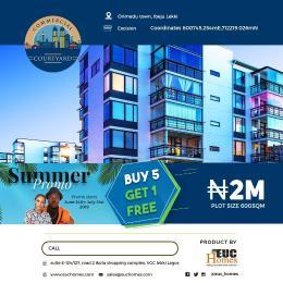 Commercial Land Land for sale Orimedu Town,Ibeju Lekki  Orimedu Ibeju-Lekki Lagos