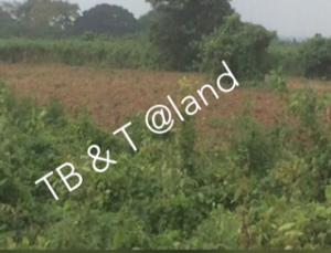 Commercial Land Land for sale Opposite DSS Estate Kurudu Abuja
