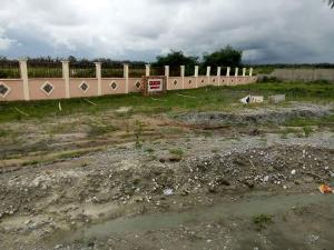 Commercial Land Land for sale Before la campane facing expressway  LaCampaigne Tropicana Ibeju-Lekki Lagos