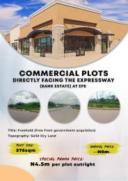 Commercial Land Land for sale Lekki - Epe express road Epe Road Epe Lagos