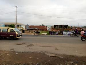 Commercial Land Land for sale Adjacent Wema bank, main Apata road Apata Ibadan Oyo