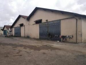 Warehouse Commercial Property for sale  off Abebe village road, iganmu Iganmu Orile Lagos