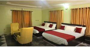 10 bedroom Mini flat Flat / Apartment for shortlet 2, oloko crescent, off wempco road, ogba, lagos Wempco road Ogba Lagos
