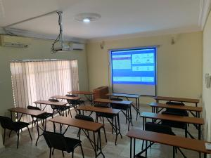 Conference Room Co working space for shortlet 13 Reverend Ogunbiyi Street, Off Oba Akinjobi Road,G.R.A. Ikeja Ikeja GRA Ikeja Lagos