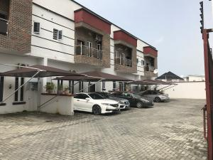 4 bedroom Terraced Duplex House for rent Orchid Hotel Road Ikota Lekki Lagos