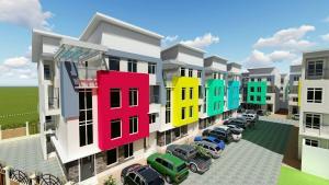 4 bedroom House for sale Platinum way Jakande Lekki Lagos