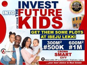 Residential Land Land for sale Ise  Ise town Ibeju-Lekki Lagos