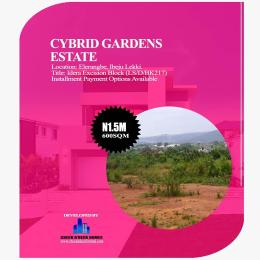 Mixed   Use Land Land for sale Tagbati Town Eleranigbe Ibeju-Lekki Lagos