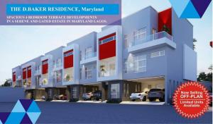 4 bedroom House for sale . Mende Maryland Lagos