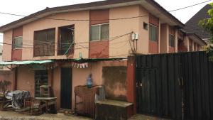 2 bedroom Flat / Apartment for rent Soluyi Estate Soluyi Gbagada Lagos - 0
