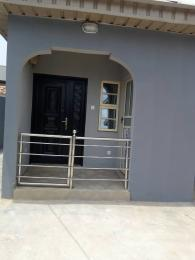 2 bedroom Self Contain Flat / Apartment for rent unity bustop  Igbogbo Ikorodu Lagos