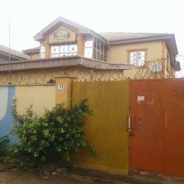 5 bedroom House for sale Clinton crescent off akinola Road iyana ipaja lagos Pipeline Alimosho Lagos
