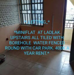 1 bedroom mini flat  Mini flat Flat / Apartment for rent Lady lak Shomolu Lagos