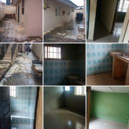 1 bedroom mini flat  Mini flat Flat / Apartment for rent Akowonjo Alimosho Lagos