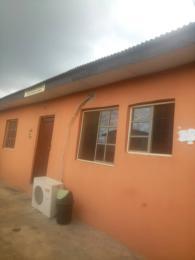 1 bedroom mini flat  Mini flat Flat / Apartment for rent College road Ogba Lagos