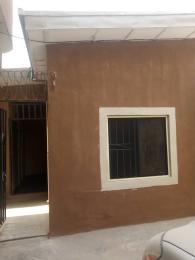 1 bedroom mini flat  Mini flat Flat / Apartment for rent Grammar school Berger Ojodu Lagos