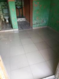 1 bedroom mini flat  Studio Apartment Flat / Apartment for rent Obawole area Ifako-ogba Ogba Lagos