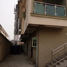 1 bedroom mini flat  Flat / Apartment for rent - Ago palace Okota Lagos