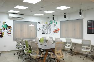 Desk Co working space for shortlet 10 Hughes Avenue Alagomeji Yaba Lagos