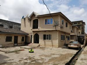 Blocks of Flats House for sale Ajoke Ogunsanya street, Ago palace  way Okota. Ire Akari Isolo Lagos
