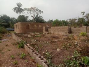 4 bedroom Terraced Bungalow House for sale ASIPA COMMUNITY OFF MOSHOOD ABIOLA POLYTECHNIC ROAD,   Mokoloki Asipa Obafemi Owode Ogun