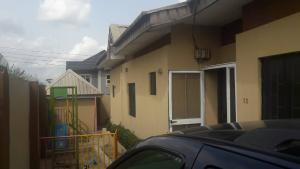 3 bedroom Terraced Bungalow House for sale No 20 happy people estate opposite ibadan expressway  Magboro Obafemi Owode Ogun