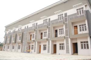 4 bedroom Terraced Duplex House for sale 7 Akin Adekomaya Close Anthony Village Maryland Lagos