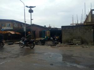 Mixed   Use Land Land for sale Adeyemi street Bolade Oshodi Lagos