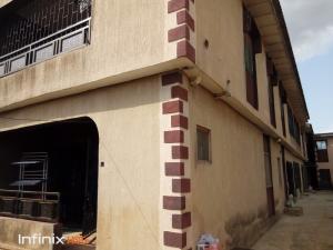1 bedroom mini flat  Block of Flat for rent Omiata bus stop, Ekoro,Abule-Egba Abule Egba Abule Egba Lagos