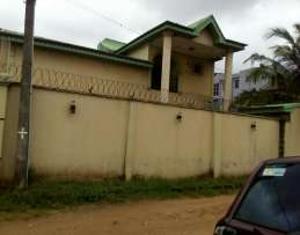 5 bedroom House for sale Foundation Bus Stop  Isheri Egbe/Idimu Lagos