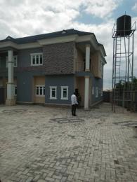 4 bedroom Detached Duplex House for sale Kolapo Ishola Estate  Akobo Ibadan Oyo