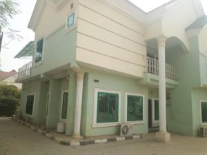 4 bedroom Detached Duplex House for rent Lifecamp-Abuja Life Camp Abuja