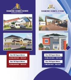 Residential Land Land for sale By the military quarters off airport road, kyami abuja. Lugbe Abuja