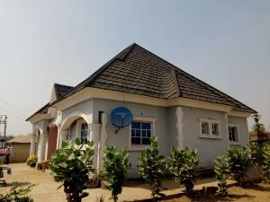 3 bedroom Detached Bungalow House for sale one man  village karu Karu Nassarawa