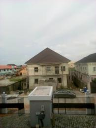 3 bedroom Blocks of Flats House for sale Mohammed Jafar Close, Marshy Hill Villa Estate, Akins Bustop Road, Okeira, Ajah Lagos Ado Ajah Lagos