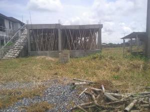 House for sale PEARL GARDEN ESTATE, Behind SHOPRITE, Monastery Road. SANGOTEDO. Sangotedo Ajah Lagos