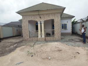 3 bedroom Detached Bungalow House for sale off NTA road Magbuoba Port Harcourt Rivers