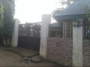7 bedroom Detached Bungalow House for sale Ozuoba-Rumosi Road Obia-Akpor Port Harcourt Rivers