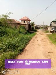 Residential Land Land for shortlet Meiran accessible Via Omolayo and Baale bus stop Abule Egba Lagos