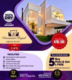 Residential Land Land for sale Odo Ona Agbowa Ikorodu Ikorodu Lagos