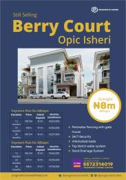 Serviced Residential Land Land for sale Isheri, Lagos Isheri North Ojodu Lagos