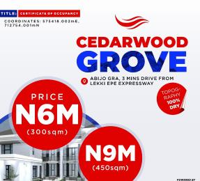 Serviced Residential Land Land for sale Abijo GRA 10 minutes from Shoprite  Abijo Ajah Lagos