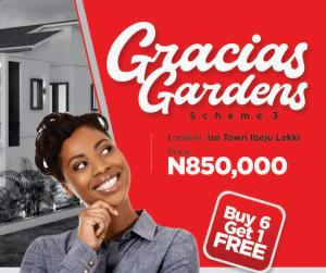 1 bedroom mini flat  Commercial Land Land for sale Ise town Ibeju-Lekki Lagos
