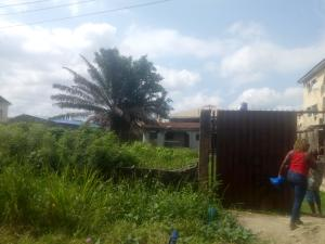 Residential Land Land for sale Canal estate  Ago palace Okota Lagos