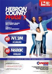 Mixed   Use Land Land for sale Mafogunde village ibeju lekki LaCampaigne Tropicana Ibeju-Lekki Lagos