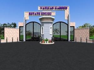 Mixed   Use Land Land for sale VATICAN  GARDEN ESTATE AT OBEAGU COMMUNITY AWKUNANAW ENUGUN SOUTH LGA  ENUGU Enugu Enugu