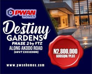 Residential Land Land for sale Free Trade Zone  Akodo Ise Ibeju-Lekki Lagos
