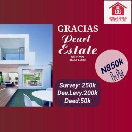 Land for sale Ise towm ibeju lekki  Ise town Ibeju-Lekki Lagos